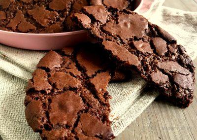 Chokoladecookies…