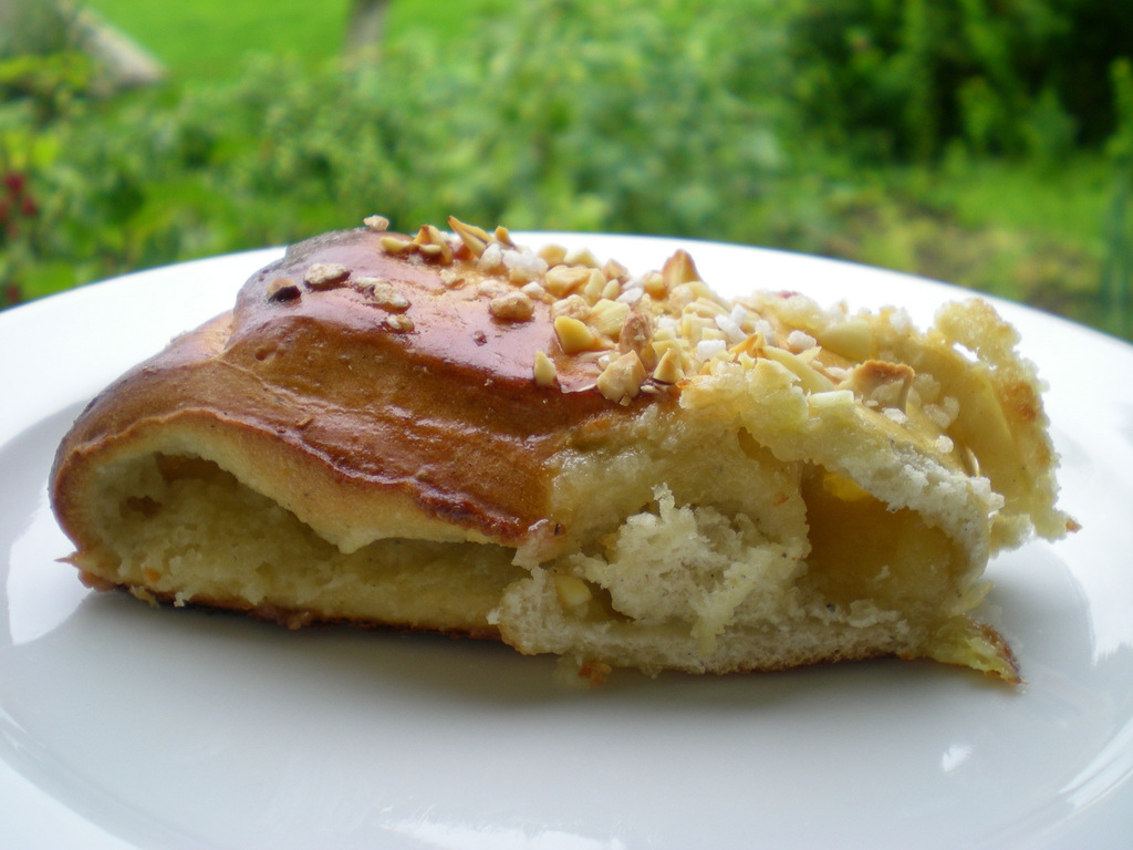Kringle med marcipanremonce…