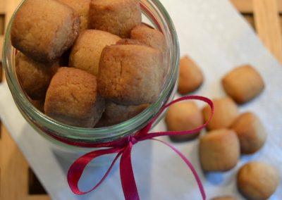 Pebernødder fra Lagkagehuset…