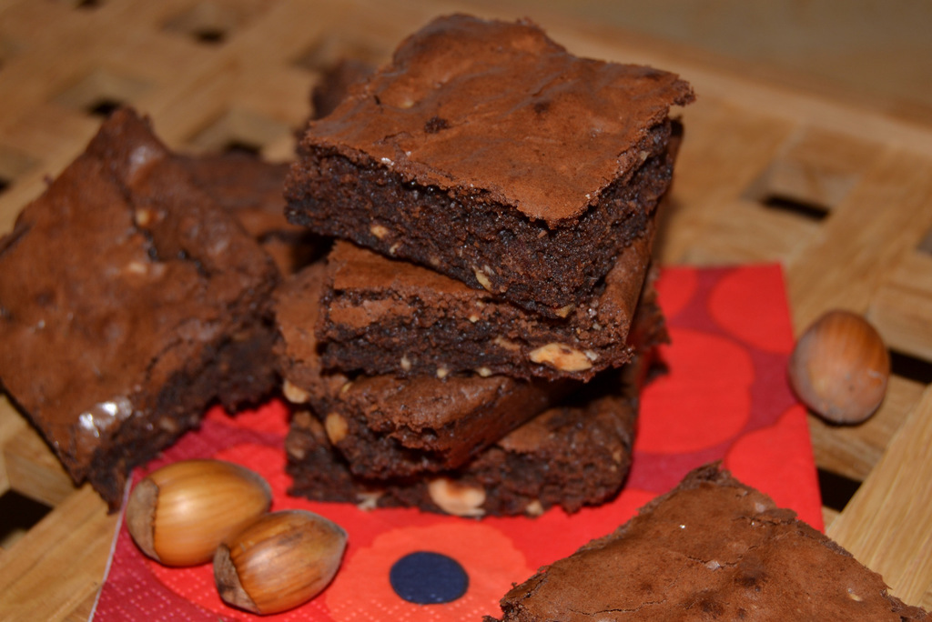 Klassiske brownies…
