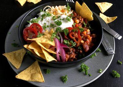 Den bedste chili con carne…