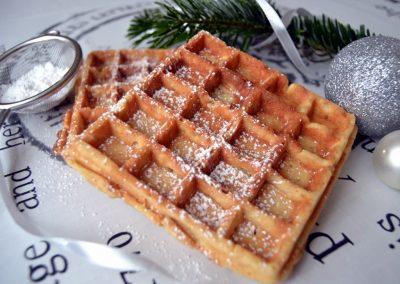 Belgiske vafler – til dessert eller morgenmad…
