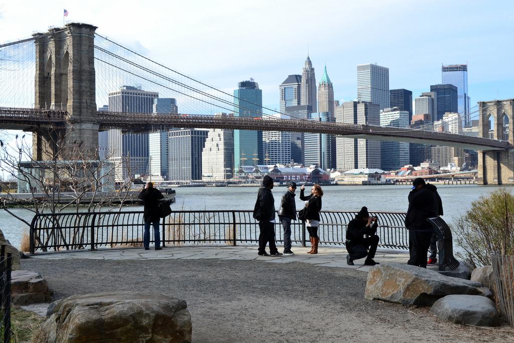 new york ny vejret