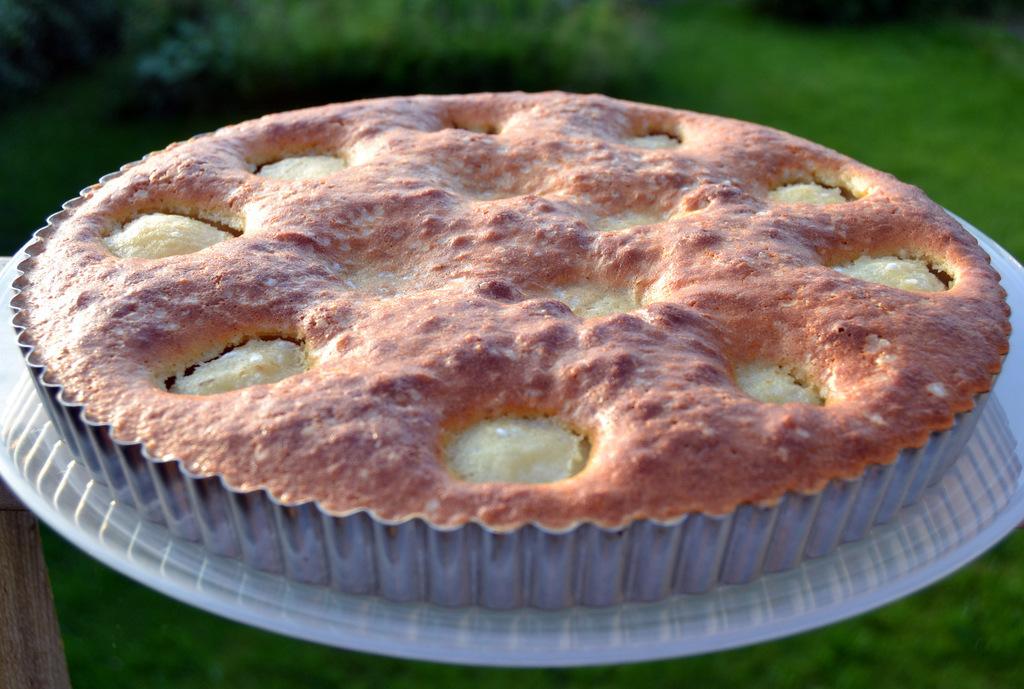 Pæretærte…