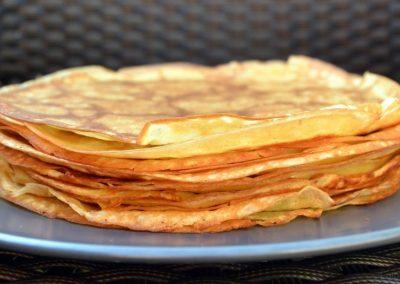 Lette, luftige og lækre pandekager…