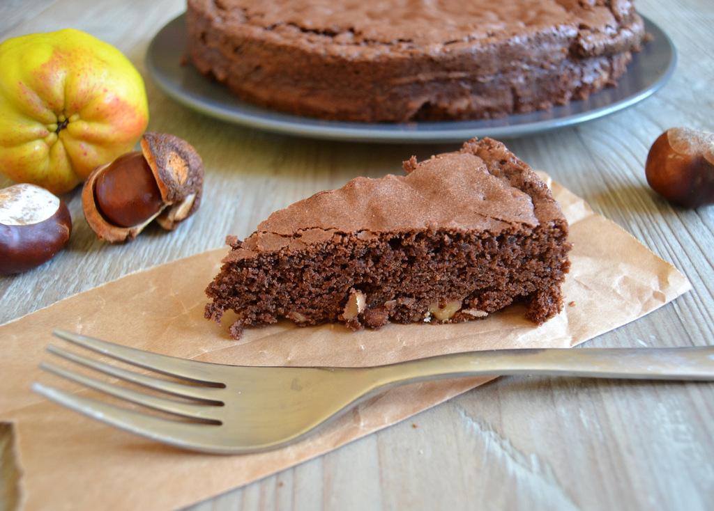 Blød og svampet chokoladekage…