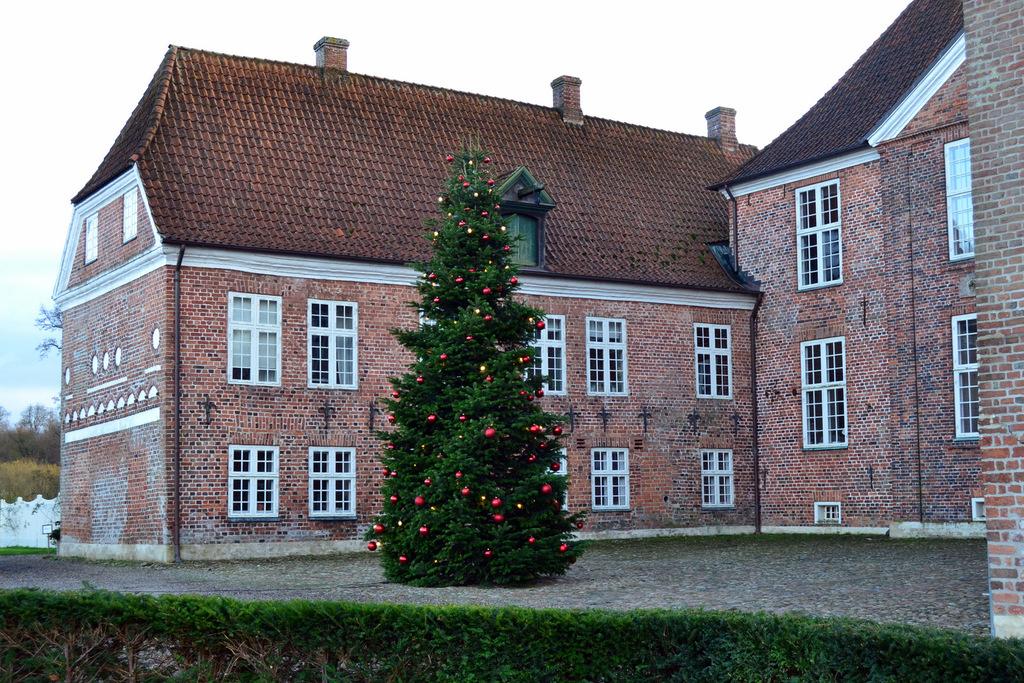 Julemesse på Gram Slot 2013…