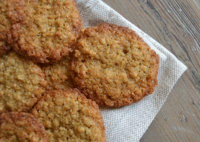 Lækre og sprøde vancouver småkager…