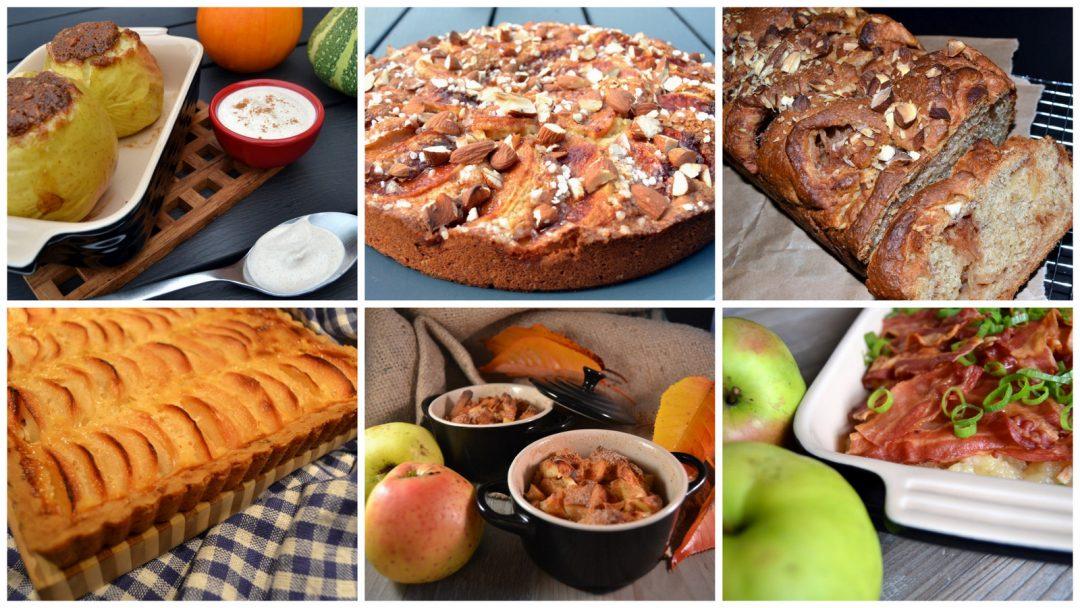 Tag hul på efteråret med skønne æbleopskrifter…