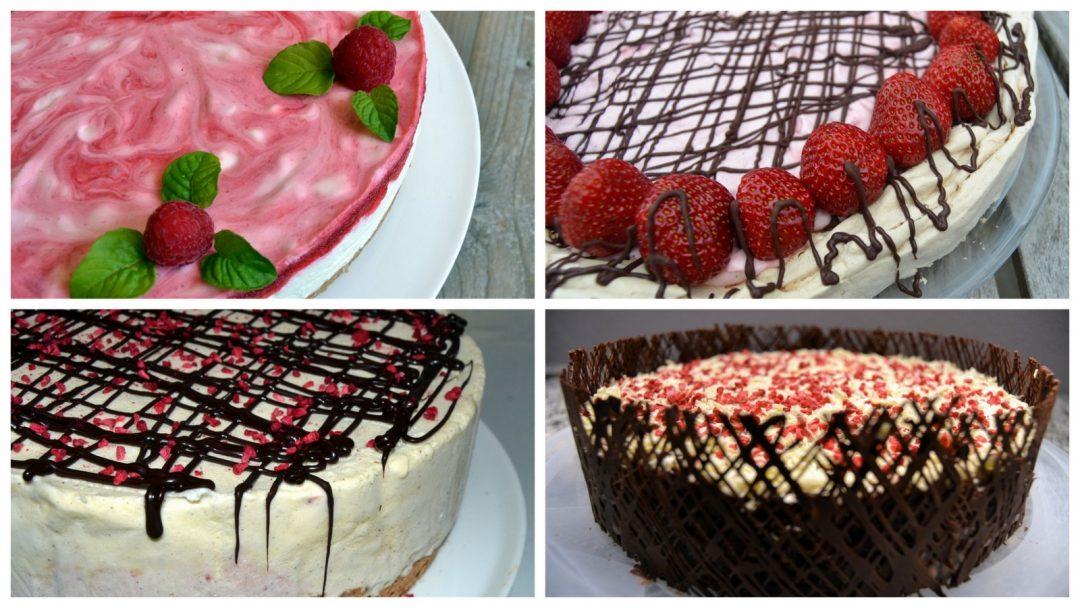 4 flotte og fantastiske desserter til nytårsaften…
