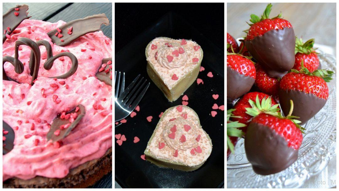 Det søde indslag på Valentins dag…