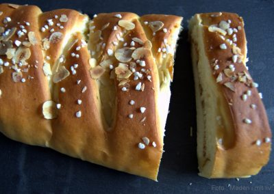 Kringle med kanelremonce og creme…