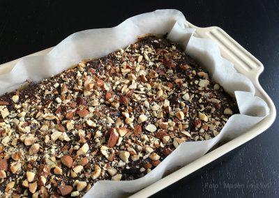 Lækker chokoladekage uden sukker og mel…