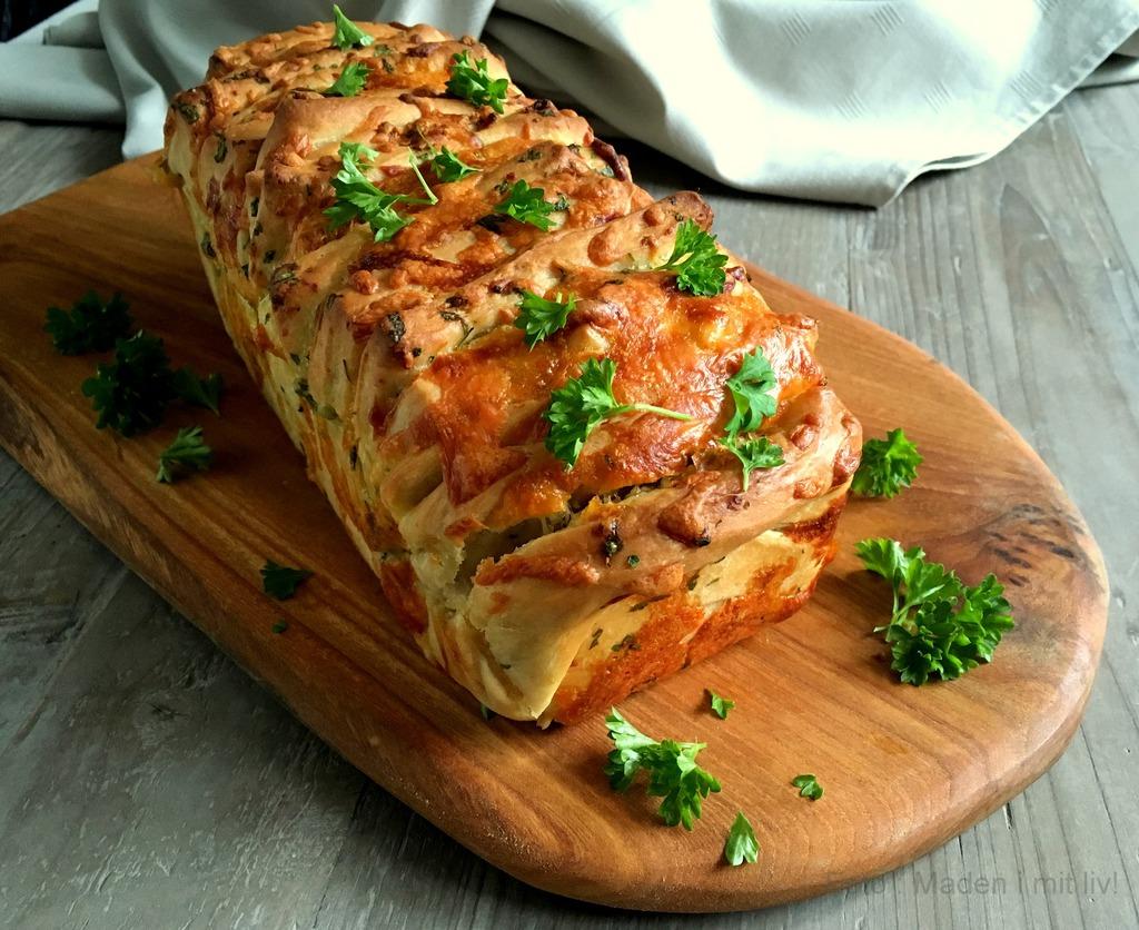 bagning af brød