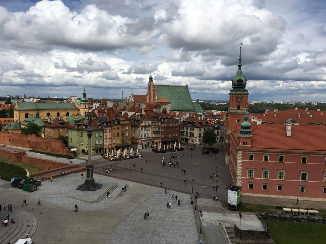 Miniferie Warszawa, juli 2016 – del 2…