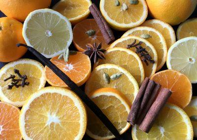 Fantastisk hjemmelavet gløgg-ekstrakt…