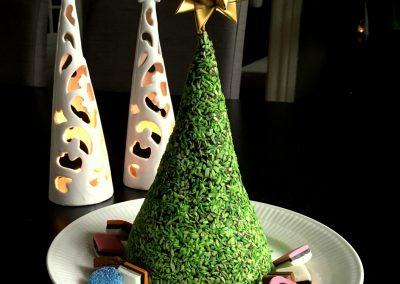 Det fineste romkugle-juletræ…