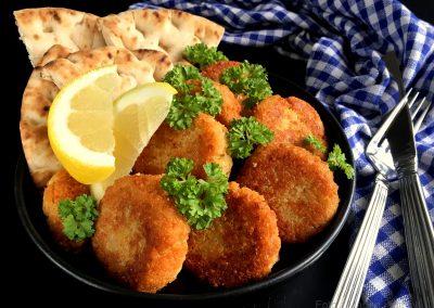 Nemme og lækre falafler med spidskommen…