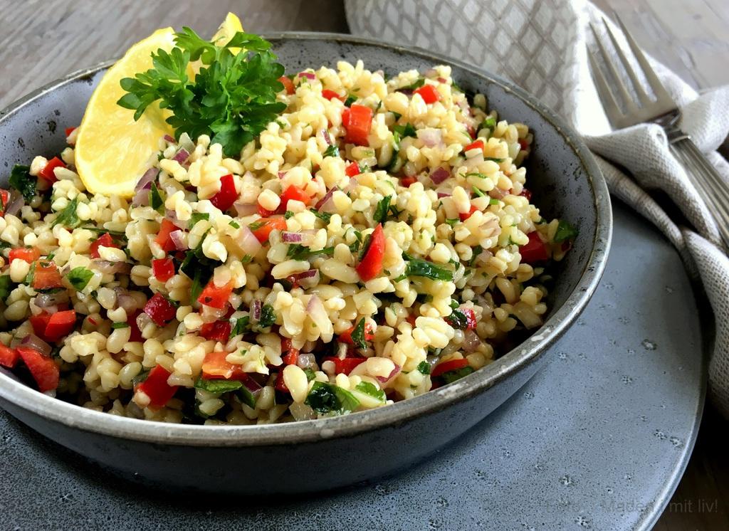 gode salat opskrifter
