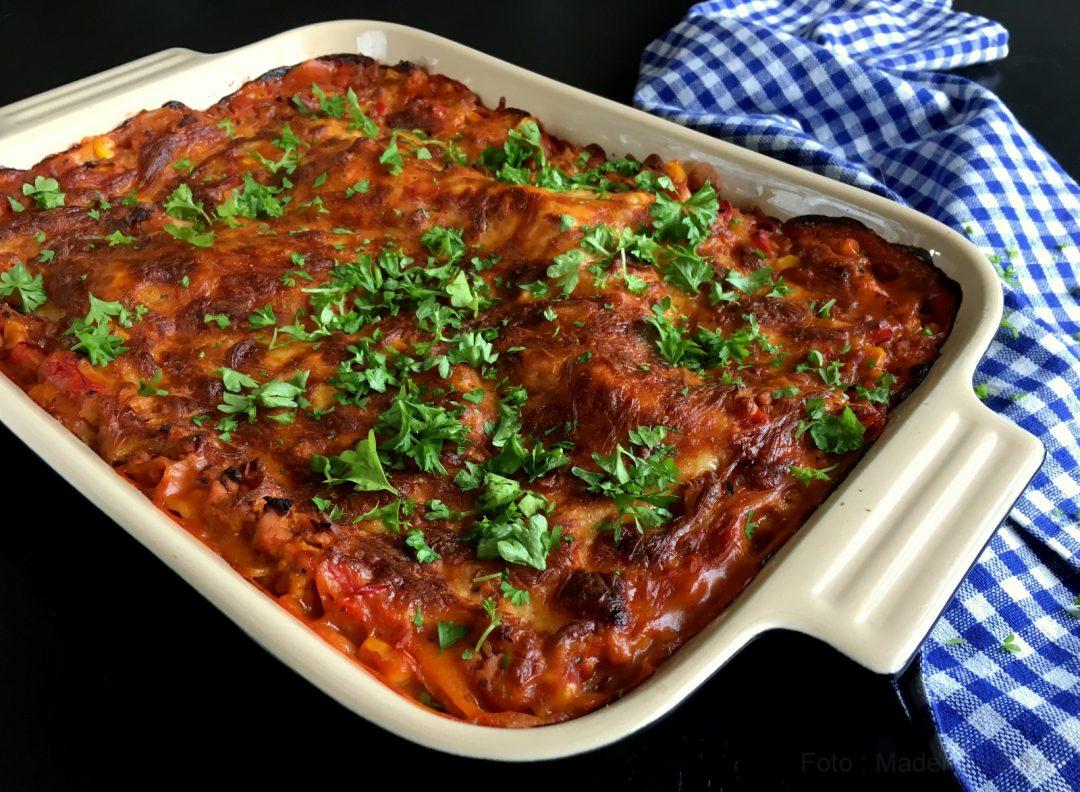12 lækre lasagner – lidt for enhver smag…
