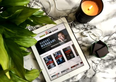 Gratis adgang til Mofibo e-bøger/lydbøger…
