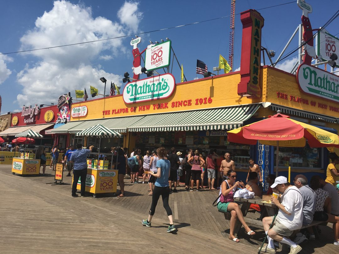 Sommerferie New York – Coney Island…