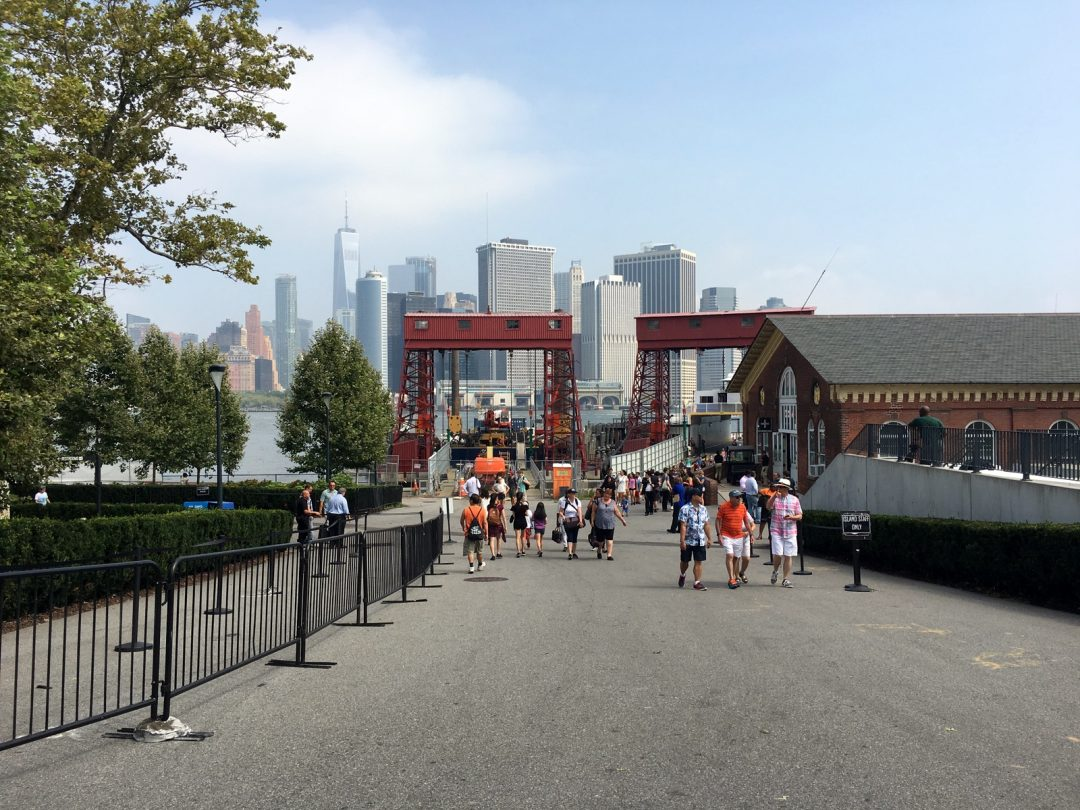 Sommerferie i New York – Govenors Island…